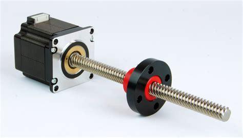 hollow shaft stepper motor range offers simplified design options engineer