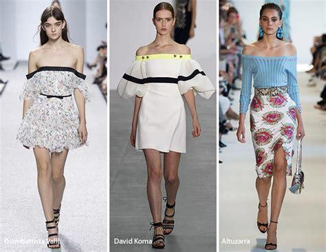 Spring/ Summer 2017 Fashion Trends | Fashionisers