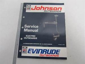 508140 Evinrude Johnson Outboard Service Manual  U0026quot En