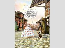 Cartoon Marundes Landgang