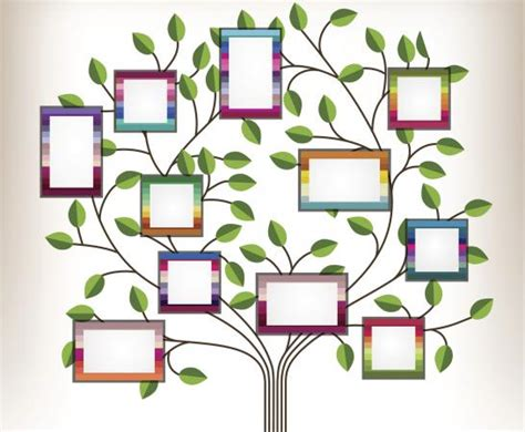 Each template is available in two versions: Family Tree Template for Kids   LoveToKnow
