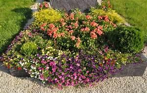 Blumen Im Sommer : pflanzen grabbepflanzung sommer 01 ~ Whattoseeinmadrid.com Haus und Dekorationen