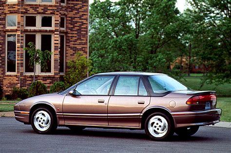 199195 Saturn Sedanwagon  Consumer Guide Auto