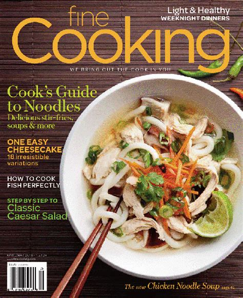 magazines cuisine seen popular food magazines in the