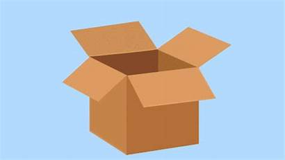 Boxes Animation 2d Animated Moving Inside Graphics