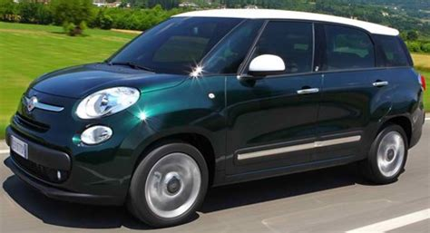 fiat  living review specs pictures mpg