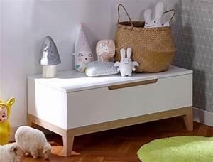 Coffre Jouet Blanc : coffre jouet evidence blanc ~ Teatrodelosmanantiales.com Idées de Décoration
