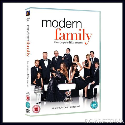 modern family complete series season 5 brand new dvd ebay