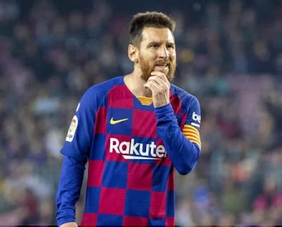 Barcelona captain, Lionel Messi, has said he acted with ...