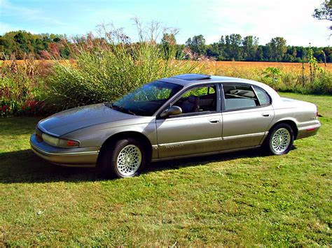 96 Chrysler Lhs by 1996 Chrysler Lhs Information And Photos Zombiedrive