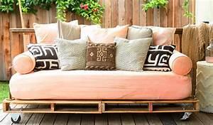 Sofa Aus Paletten Selber Bauen : 50 coole garten ideen f r gartenbank selber bauen freshouse ~ Michelbontemps.com Haus und Dekorationen