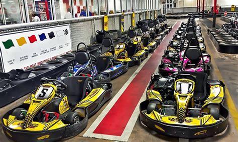 Brighton Indoor Go Kart Racing