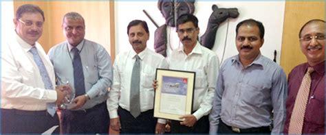 conqueror freight network in 280 cqr mumbai receives top award