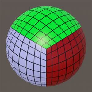 Cube Sphere  A Unity C  Tutorial