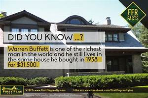Warren Buffett is one of the richest man in the world and ...