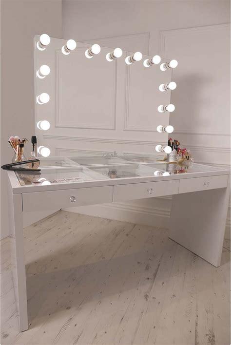 mirror vanity table slaystation xl pro vanity table top lullabellz
