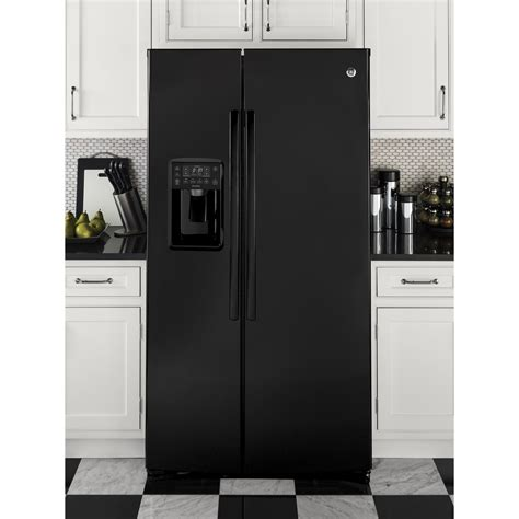 psekghbb ge profile series  cu ft side  side refrigerator