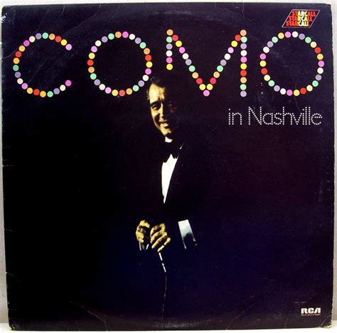 perry como just out of reach cd perry como i think of you in nashville just out of reach