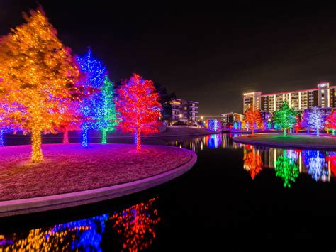 christmas lights from dallas on the ground these are the 9 best things to do in dallas this thanksgiving weekend culturemap dallas