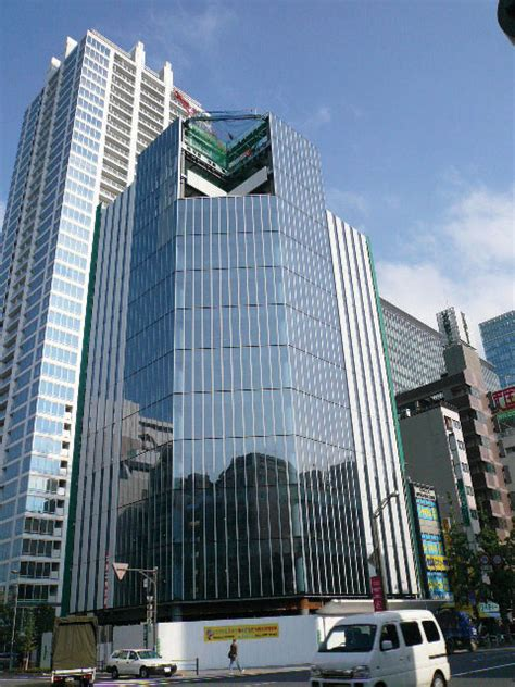 Kisho Building, Japan - Singapore Safety Glass