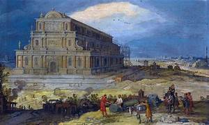 The Grand And Sacred Temple Of Artemis A Wonder Of The