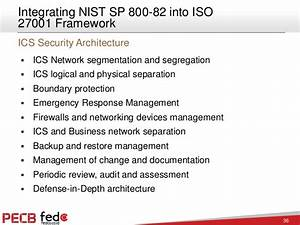 Pecb Webinar  Ics Security Management System Using Iso