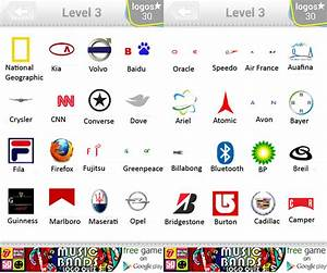 Logo Quiz Level 3 Answers by bubble quiz games Answers ...
