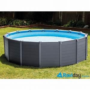 Piscine Tubulaire Oogarden : belle piscine ronde tubulaire ~ Premium-room.com Idées de Décoration