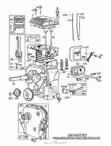 Toro 62923  5 Hp Lawn Vacuum  1976  Sn 6000001