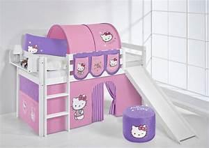 Vorhang Für Bett : spielbett hochbett kinderbett kinder bett jelle mit rutsche vorhang ebay ~ Sanjose-hotels-ca.com Haus und Dekorationen