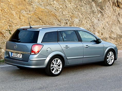 Opel Astra Wagon by Opel Astra Station Wagon 2004 Picture 48 Of 97