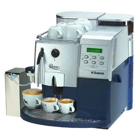 """84 ($0.62/count) save 5% more with subscribe & save. Saeco SARPROR 15.8 """" Royal Professional   Espresso machine, Office coffee machines, Espresso ..."""