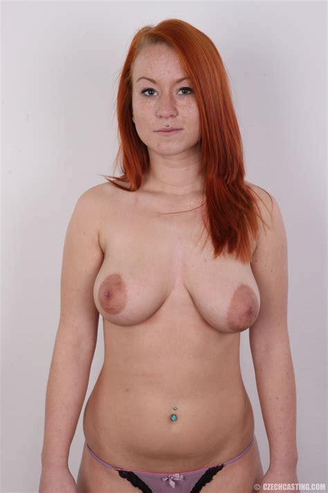 Redhead Milf Natural Tits