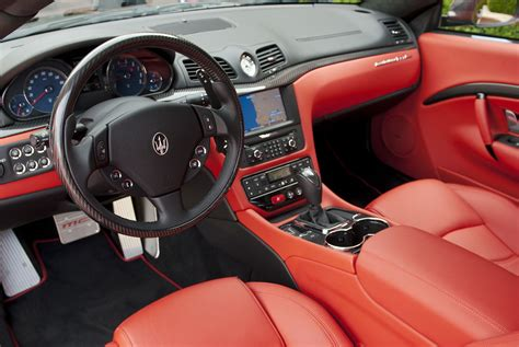 maserati granturismo sport interior maserati granturismo mc european car magazine view all