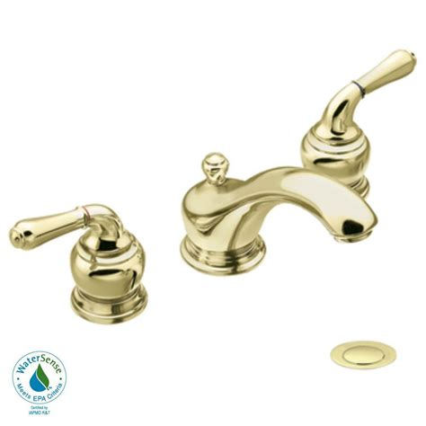 Moen Monticello Tub Faucet by Moen T4570p Monticello Two Handle Bathroom Widespread