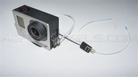 Ultrathin Flexible Gopro 3 Fpv Cable