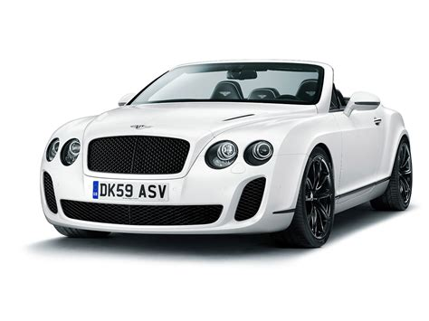 2018 Bentley Continental Supersports Convertible Bentley