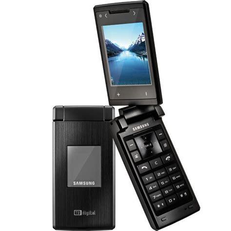 Celular com TV Digital: Samsung LG e Semp Toshiba