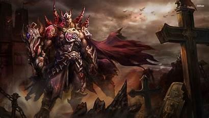 Demon Warrior Fantasy Demonic Warriors Wallpapers Demons