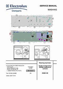 Electrolux Distriparts Sm Service Manual Download  Schematics  Eeprom  Repair Info For