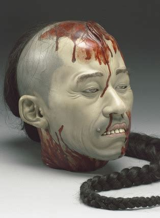 head   executed chinese criminal