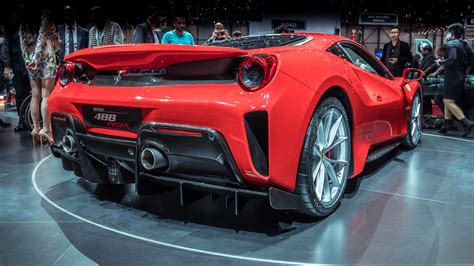 Ferrari's New Road Racer Is The 711bhp 488 Pista  Top Gear