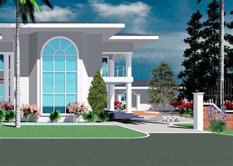 Home Design Pictures : Architectural Design Home Plan For Ghana And All Africa
