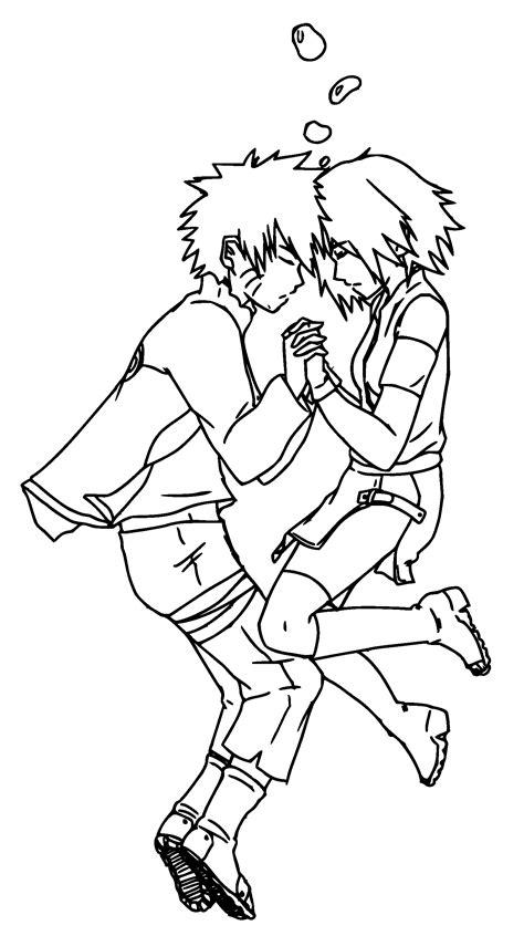 Imagenes De Sakura Y Sasuke Para Dibujar Imagui