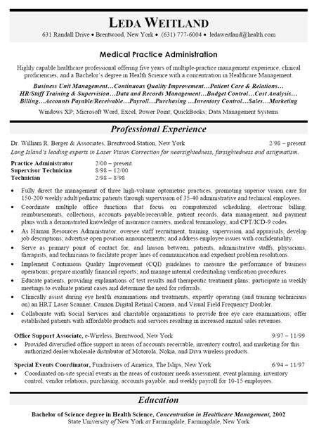 pro bureau am agement office administrator curriculum vitae http
