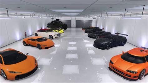 Gta 5 Garage Story Mode by Story Mode Garage Mod Showcase Gta V
