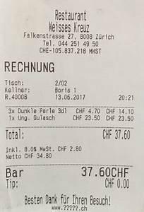 Restaurant Rechnung : restaurant weisses kreuz z rich hochschulen restaurant bewertungen telefonnummer fotos ~ Themetempest.com Abrechnung