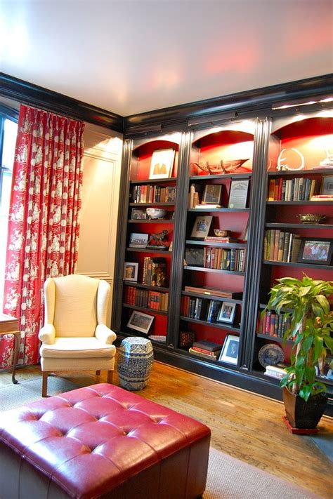 Decorating Ideas Bookshelves by 29 Built In Bookshelves Ideas For Your Home Digsdigs
