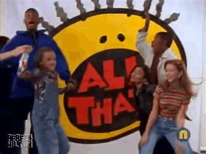 Nickelodeon 90s Reunion Shows Giphy Splat Mic