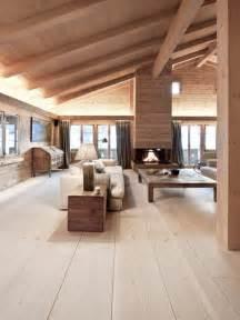 cuisine design le havre quel type d intérieur pour votre chalet en bois habitable
